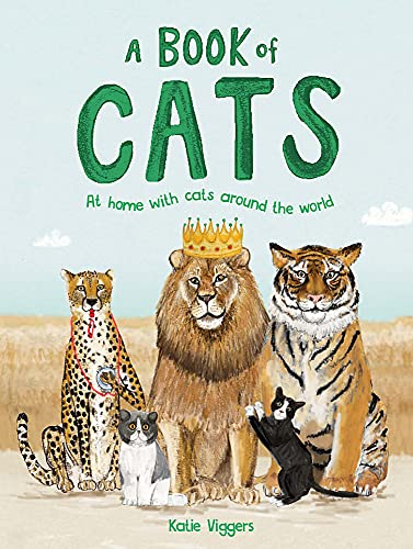 Katie Viggers, A Book of Cats