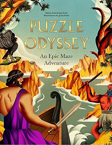 Ian Friel  Helen  Friel, A Puzzle Odyssey