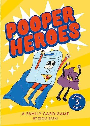 Zsolt Batki, Pooper Heroes