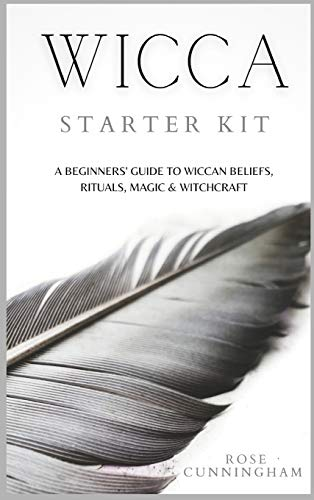 9781914128639: WICCA STARTER KIT: A Beginners' Guide to Wicca Beliefs, Rituals, Magic and Witchcraft