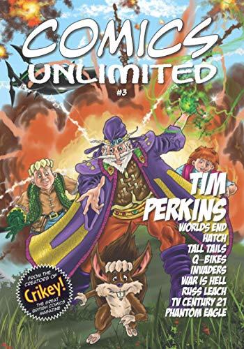 9781916119680: Comics Unlimited #3