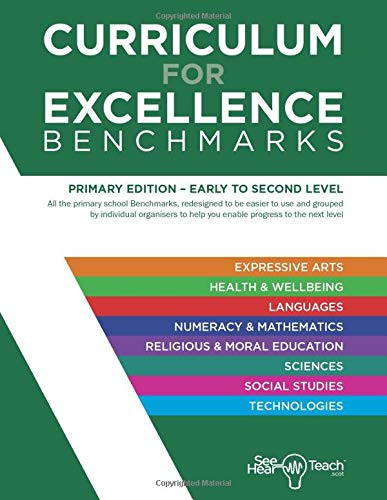 9781916483620: Curriculum for Excellence: Benchmarks (Primary Edition): Early to Second Level (Curriculum for Excellence - Streamlined)