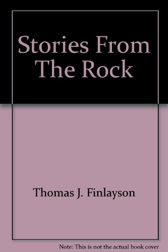 Stories from the Rock.: Thomas J. Finlayson.