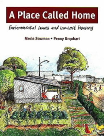 9781919713182: A Place Called Home: Environmental Issues and Low-cost Housing