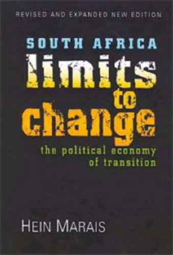 9781919713601: South Africa Limits to Change: The Political Economy of Transition