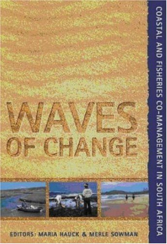 9781919713809: Waves of Change: Coastal and Fisheries Co-Management in South Africa