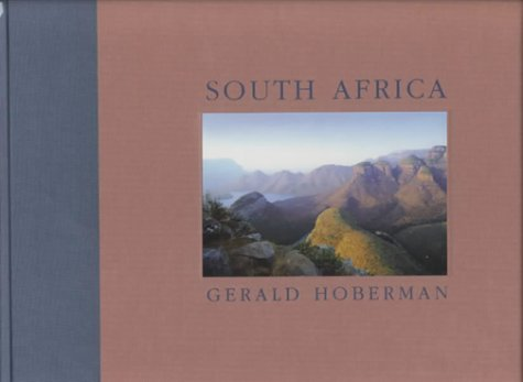South Africa: Coffee Table Book (Gerald & Marc Hoberman Collection) (1919734066) by Gerald Hoberman; Don Pinnock