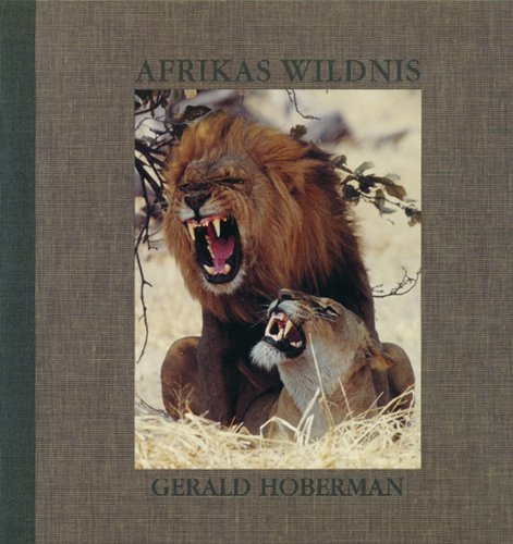 Wildlife of Africa (Booklets) (1919734392) by Gerald Hoberman
