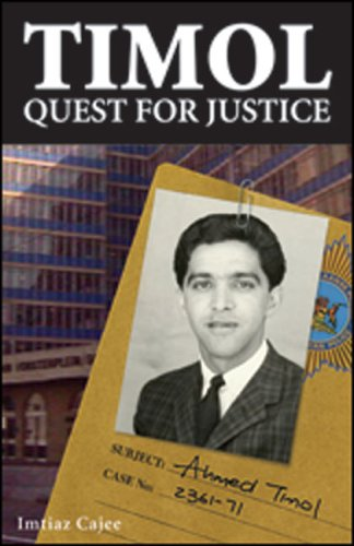 9781919855400: Timol: A Quest for Justice