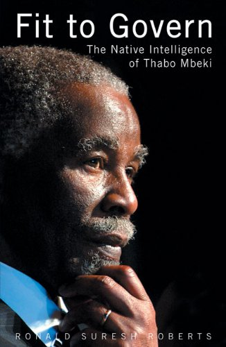 9781919855646: Fit to Govern: The Native Intelligence of Thabo Mbeki