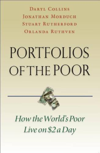 9781919895192: Portfolios of the Poor: How the World's Poor Live on $2 a Day