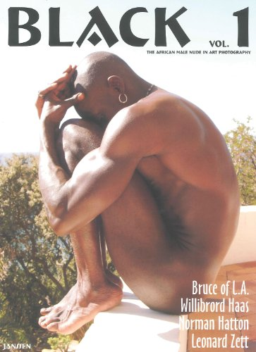 9781919901190: Black: The African Male Nude in Art & Photography, Vol. 1