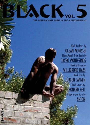 Black: The African Male Nude in Art: Janssen Publishers