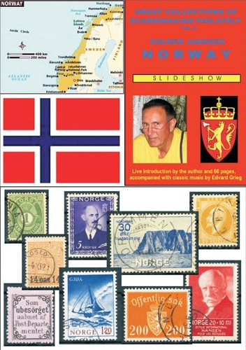 9781919901701: Stamps of Norway: 125 Years, 1855-1980 (Great Collections of Scandinavian Philately)