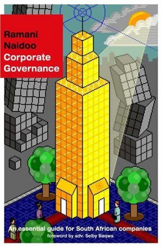 9781919930084: Corporate Governance: An Essential Guide for South African Companies