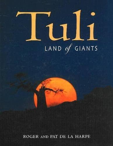 9781919938257: Tuli: Land of Giants