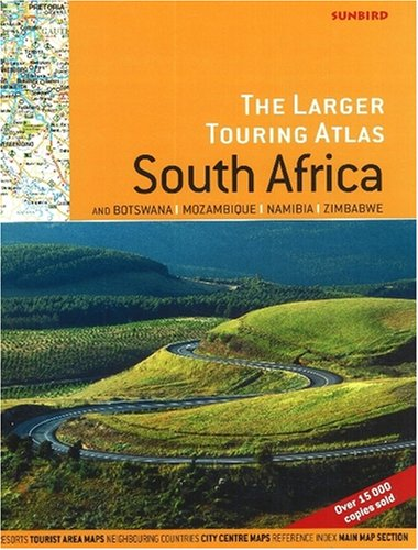 9781919938929: Larger touting Atlas S.Africa