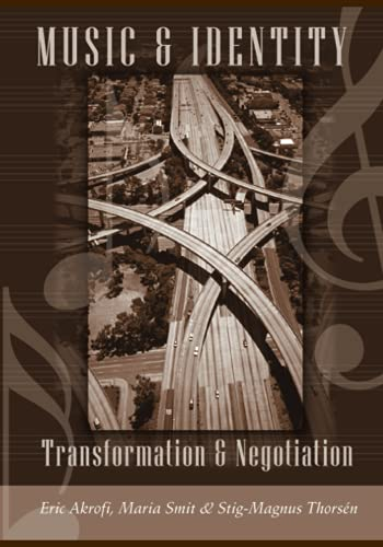 9781919980850: Music and Identity: Transformation and Negotiation