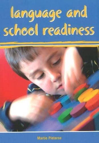 9781919992624: Language and Schoolreadiness