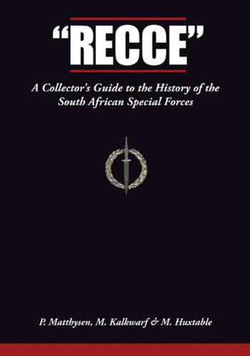 Recce: A Collector's Guide to the History