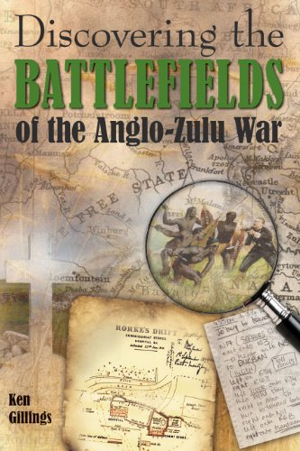 9781920143909: Discovering the Battlefields of the 1879 Anglo-Zulu War