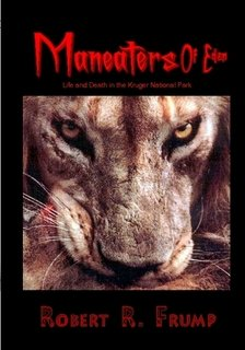 9781920169176: The Man-Eaters of Eden: Life and Death among the Lions of Kruger
