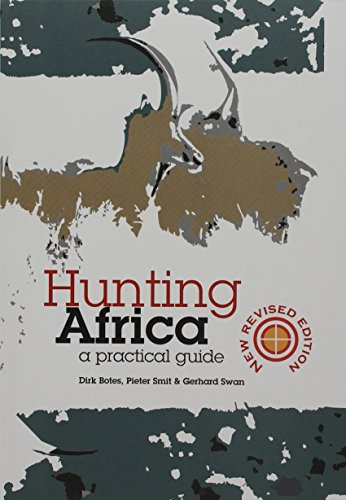 9781920188399: Hunting Africa: A Practical Guide