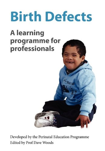 9781920218416: Birth Defects: A Learning Programme for Profesionals (Ebw Healthcare)