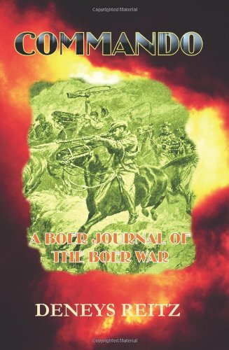 9781920265151: Commando: A Boer Journal Of The Boer War