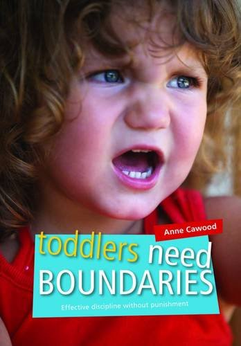 9781920268213: Toddlers Need Boundaries: Effective Discipline without Punishment