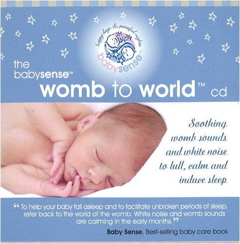 9781920268411: Womb to World: Soothing Womb Sounds and White Noise to Lull, Calm and Induce Sleep