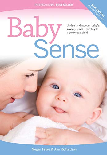9781920268640: Baby Sense: Understanding Your Baby's Sensory World - the Key to a Contented Child