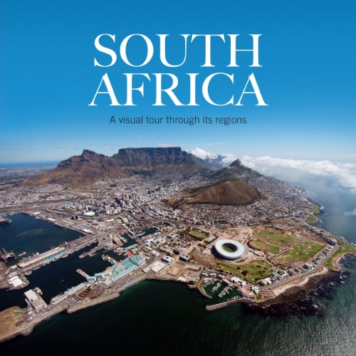 9781920289119: South Africa: A Visual Tour Through Its Regions