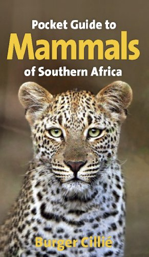 9781920289232: Pocket Guide to Mammals of Southern Africa