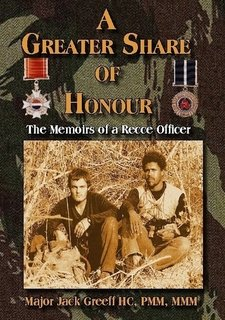 9781920315061: A Greater Share of Honour