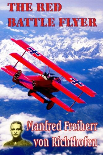 9781920414634: The Red Battle Flyer