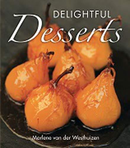 Delightful Desserts: Marlene van der Westhuizen