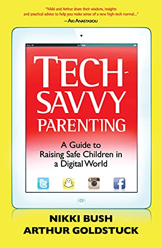 9781920434908: Tech-Savvy Parenting: A Guide to Raising Safe Children in a Digital World