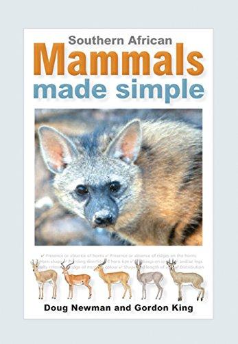 9781920572389: Southern African Mammals Made Sim