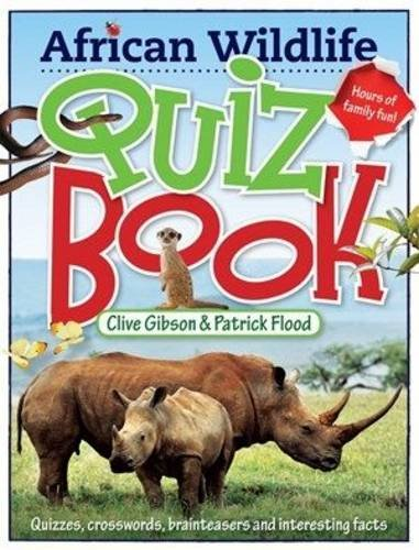 9781920572808: African wildlife quiz book