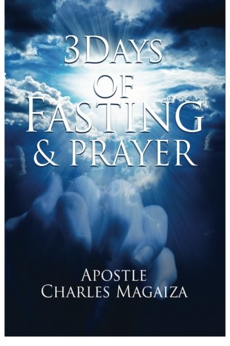 9781920664060: 3 Days of Fasting and Prayer
