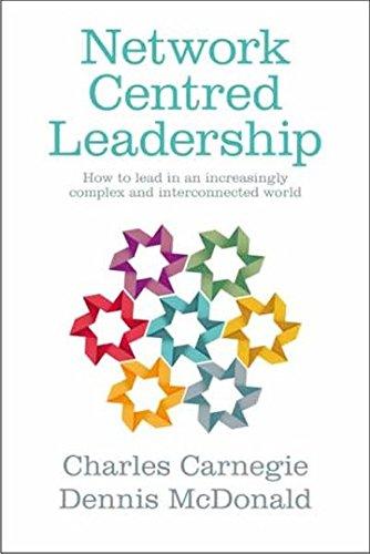 9781920681937: Network Centred Leadership