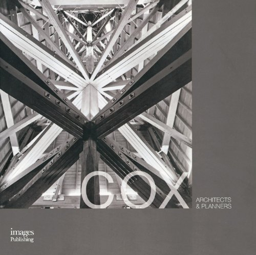 Cox Architects & Planners 1960-2010: Three Eras (Paperback): Images Publishing