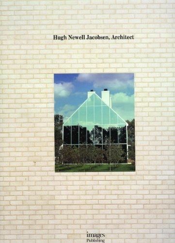 9781920744137: Hugh Newell Jacobsen, Architect