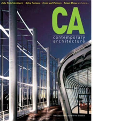 Contemporary Architecture. Introduction by C. Slessor.