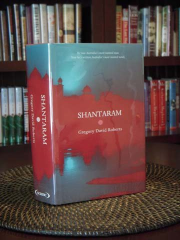 Shantaram [Signed]: Roberts, Gregory David