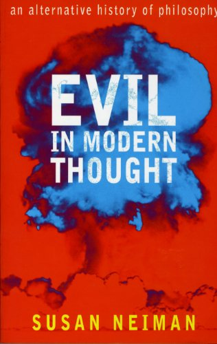 9781920769024: Evil In Modern Thought: An Alternative History of Philosophy [Taschenbuch] by...