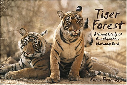 9781920785222: Tiger Forest: A Visual Study Of Ranthambhore Park