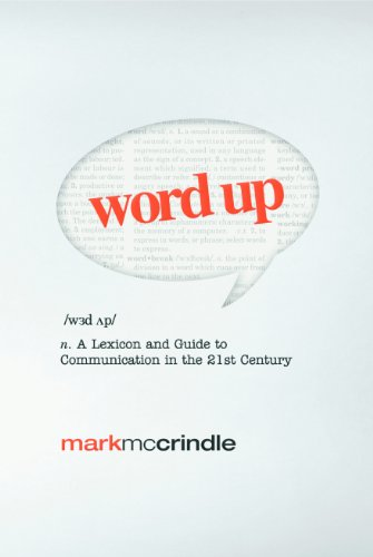 9781920831851: Word Up: A Lexicon and Guide to Communication in the 21st Century