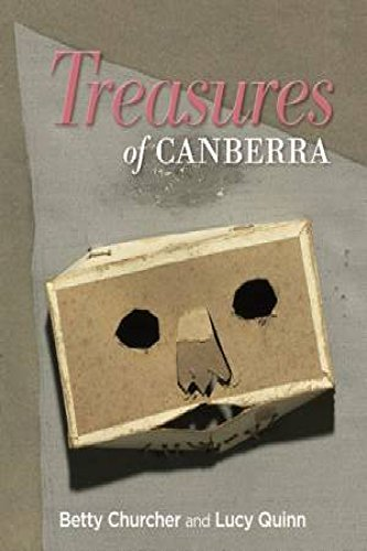 Treasures of Canberra (Paperback): Betty Churcher